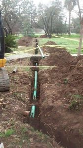 Nylund Inc. Sewer Line Services