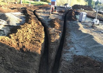 Nylund Inc. Sewer Line Repair