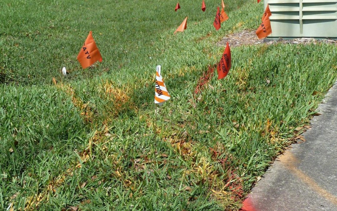 Clark County Underground Utilities – Know Before You Dig