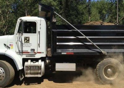 Nylund Inc. Material Hauling Services Clark County WA