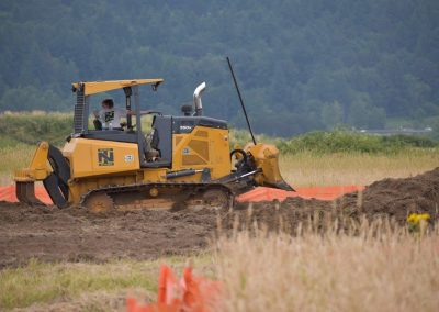 Nylund Inc. Excavation Service in Clark County, WA