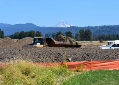 Nylund Inc. Site Excavation