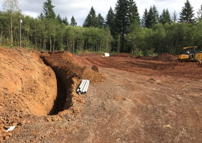 Nylund Inc. Trenching Services in Clark County WA