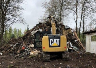 Nylund Inc Demolition Services in Clark County WA