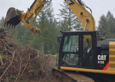 Land and Brush Clearing By Nylund Inc.